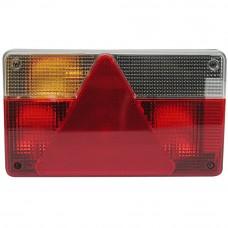 Lukturis AJBA FP80, kreisais (23.5cm, numura apgaismojums sānos)