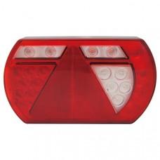 LED aizmugurējais lukturis Lucidity, labais (ar numura apgaismojumu)